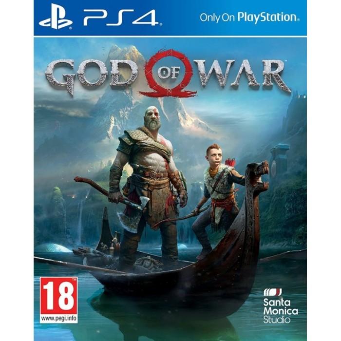 God OF War 18 | Games (PS4)