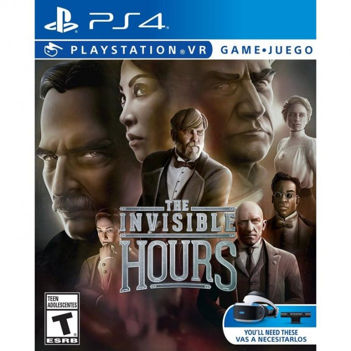 Invisible Hours PlayStation