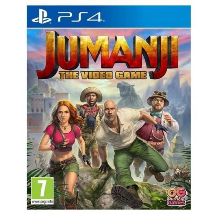 Sony Jumanji Playstation