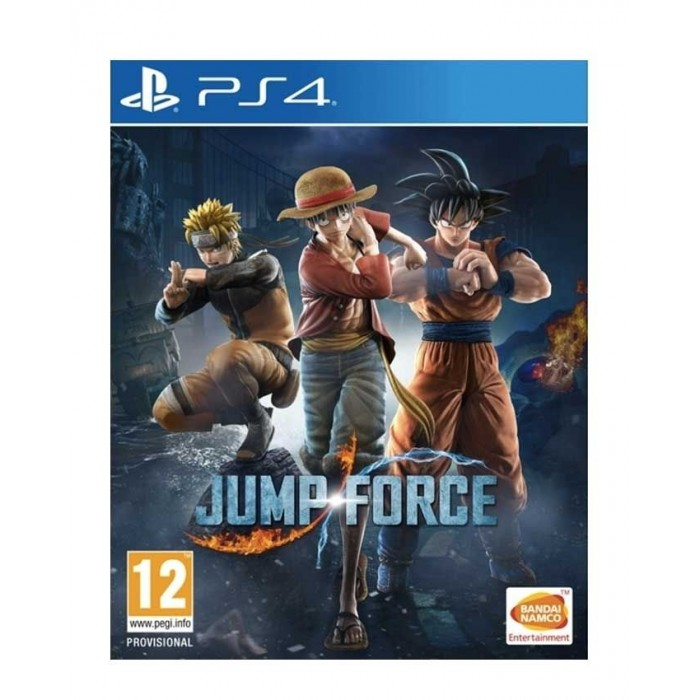 Jump Force PlayStation