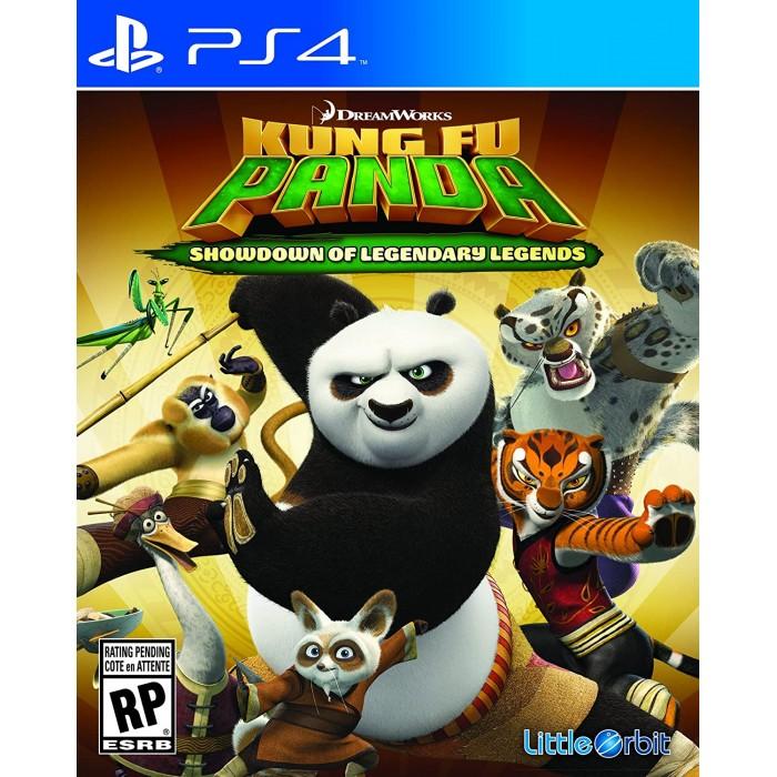 Kung Fu Panda X | Games PS4