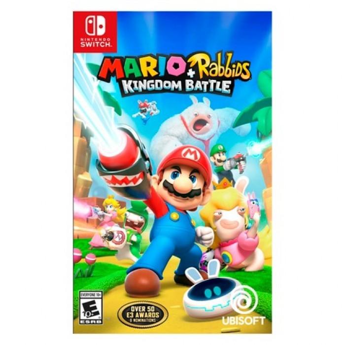 Mario + Rabbids Kingdom Battle| Nintendo Switch
