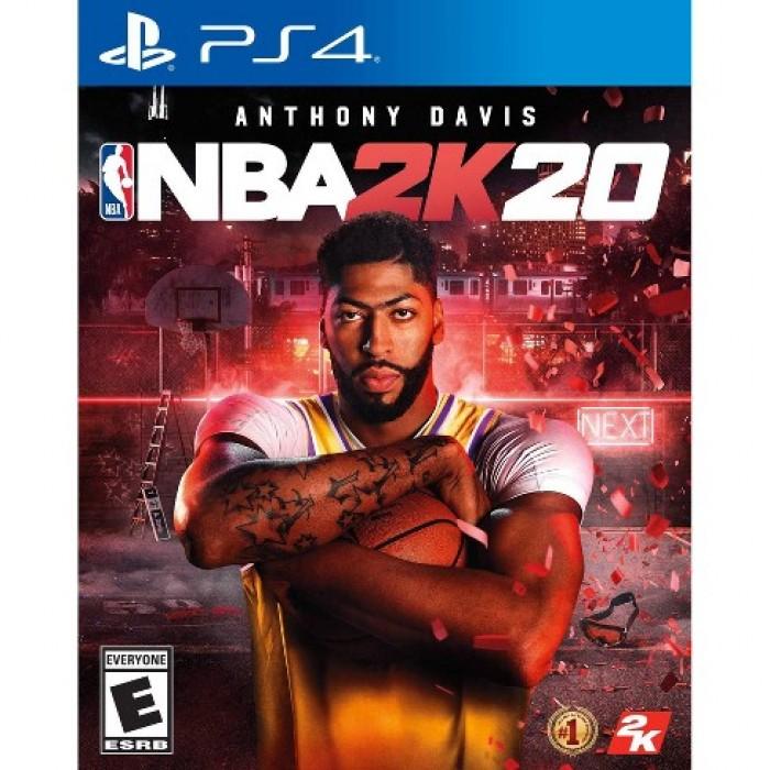 NBA2K20 Games (PS4)