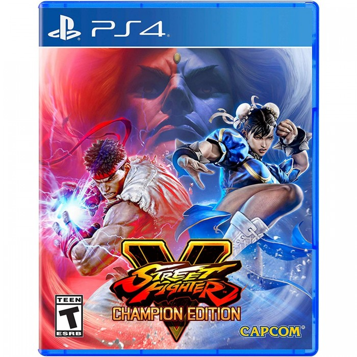 Street Fighter By Capcom | Game PS4