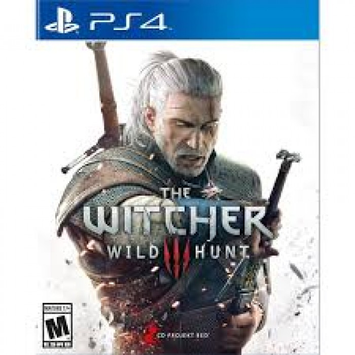 The Witcher 3 Wild Hunt PlayStation