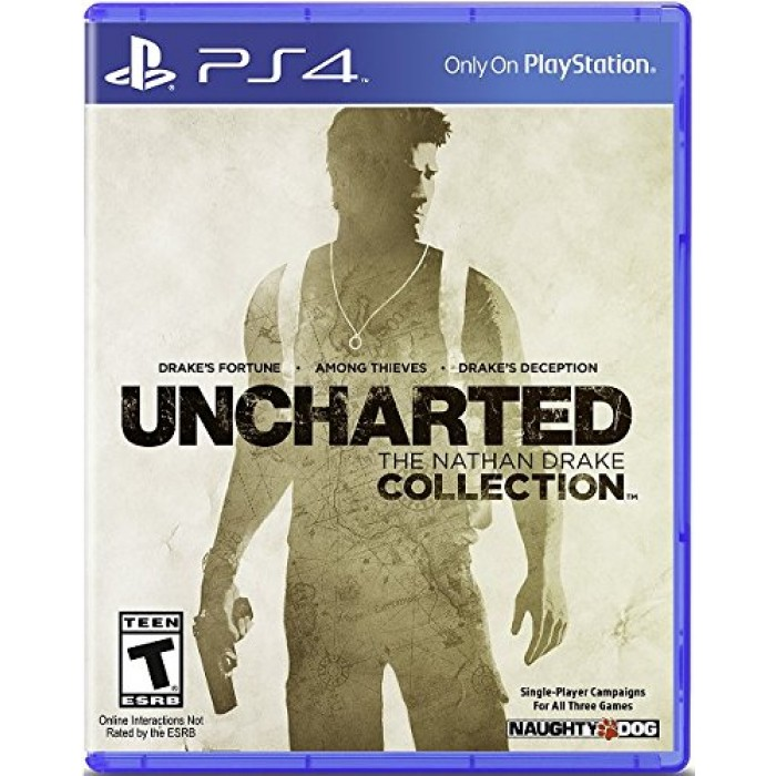 Sony Uncharted Collection PlayStation Hits (PS4)