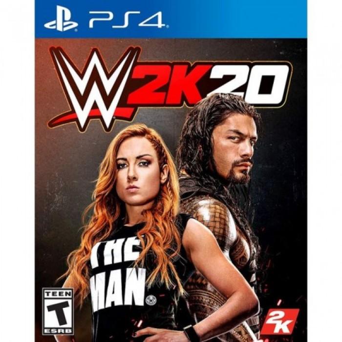 WWE 2K20 PlayStation
