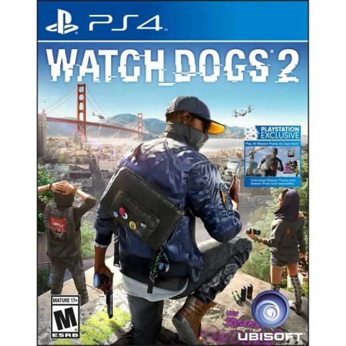 Ubisoft Watch Dogs 2 PlayStation