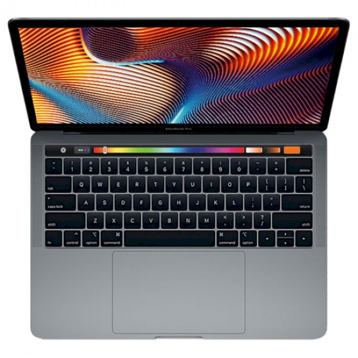 Apple 13-Inch MacBook Pro Touch Bar And ID | 2.3Ghz Quad-Core Processor Turbo Boost To 4.1GHz |1TB |16GB RAM |Core i7 | 2020