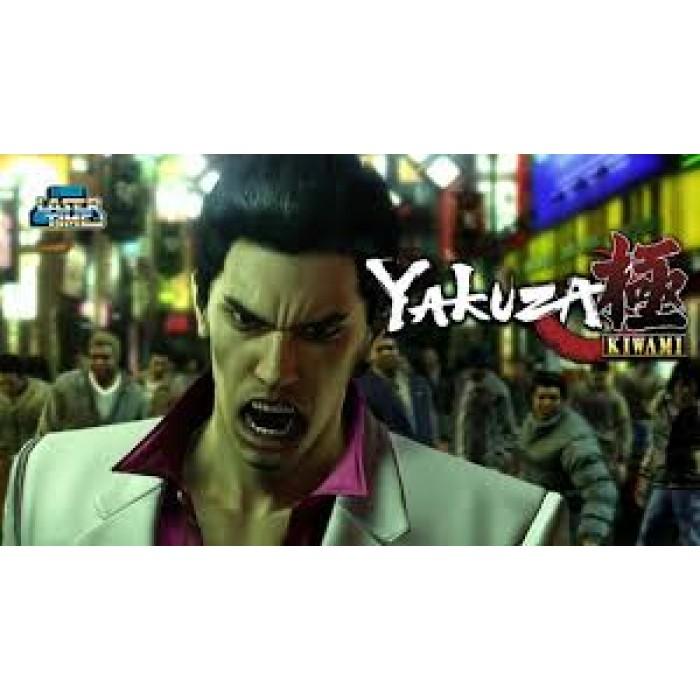 Yakuza Kiwami Remastered