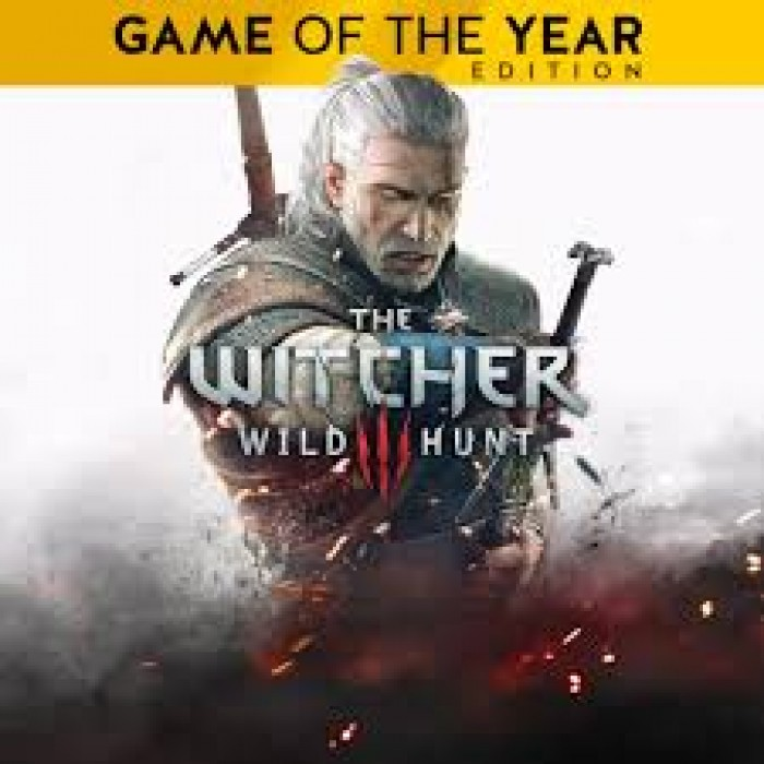 The Witcher 3 GOTY Game