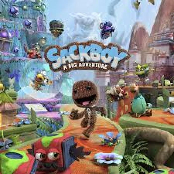 Sackboy PS5 : A Big Adventure