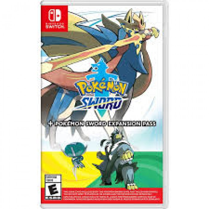 Pokemon: Sword (Nintendo Switch)