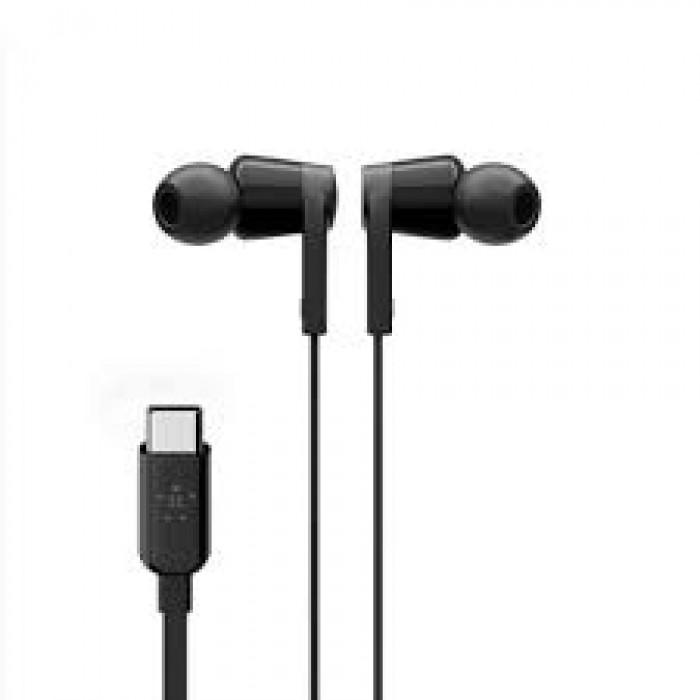 Headphones with USB-C Connector