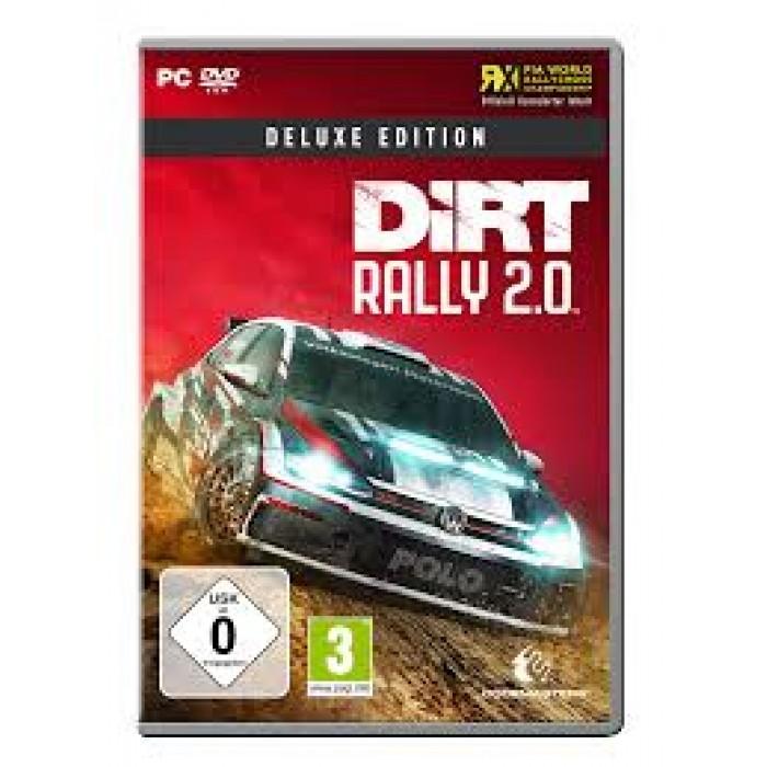 Dirt Rally 2.0 DLX