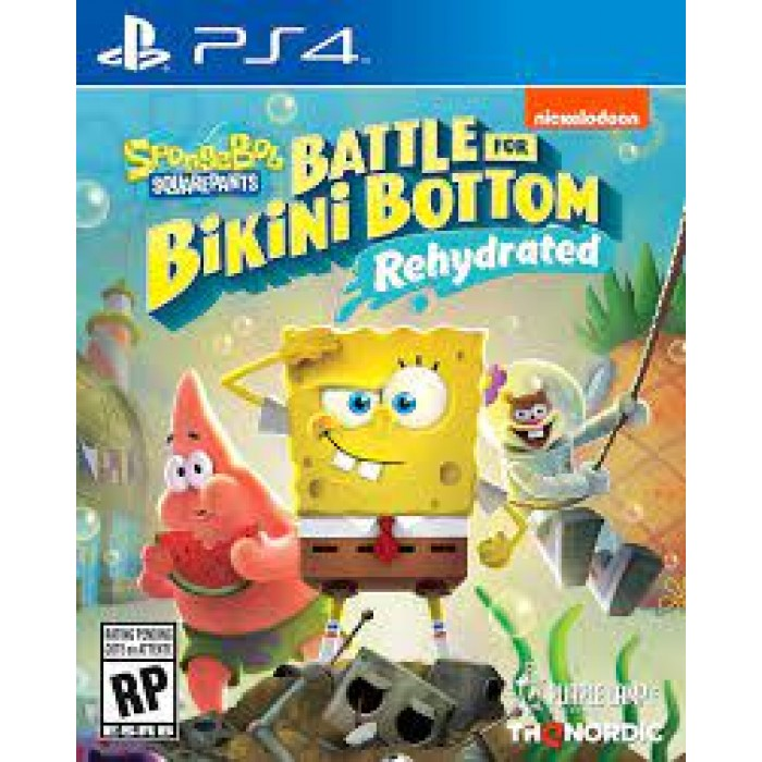 Battle for Bikini Bottom