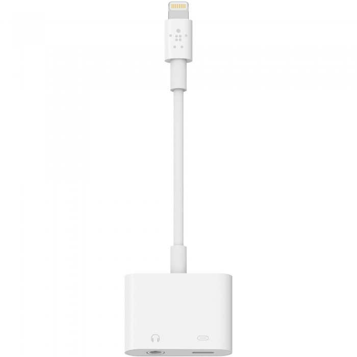 Audio + Charge Adapter 3.5 MM