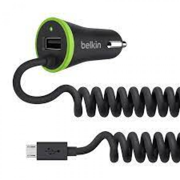 Android Car Charger + USB Port 17W