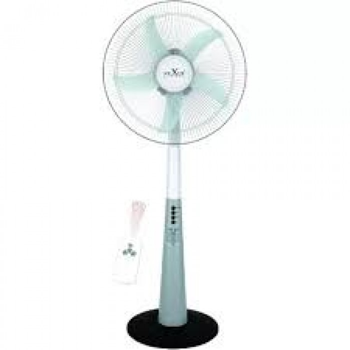 NEXUS 16 Inches Rechargeable Fan With Remote + USB NX-RF5116
