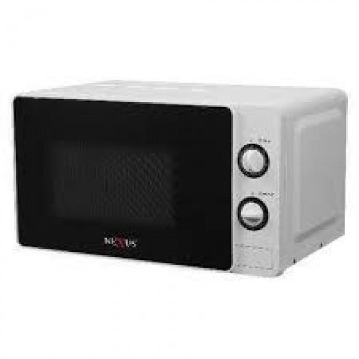 NEXUS 20L Microwave With Grill White NX-804W