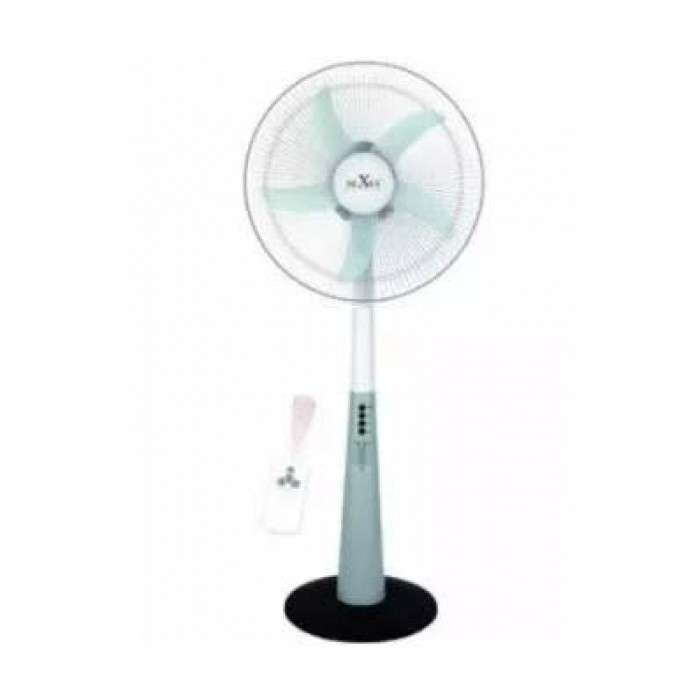 NEXUS 18-Inch NX-RF4531R Rechargeable Fan With USB + Remote