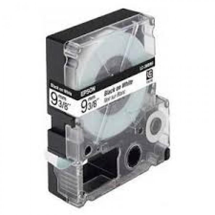 Epson Tape LC-3WBN9 9mm (Black On White Tape)