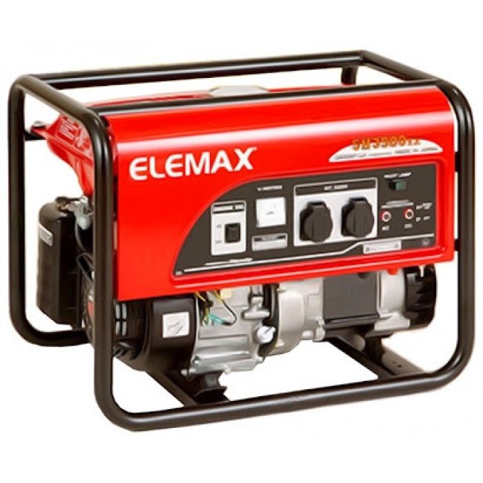 Elemax 6.5KVA Generator Without Battery And Wheel Kit | SH7600EX