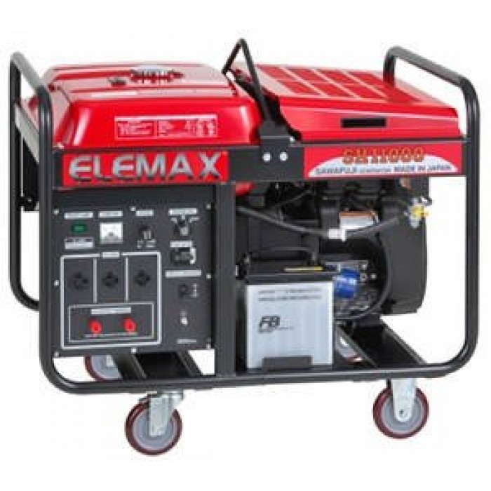 Elemax 8.5KVA Generator Without Battery | SH11000