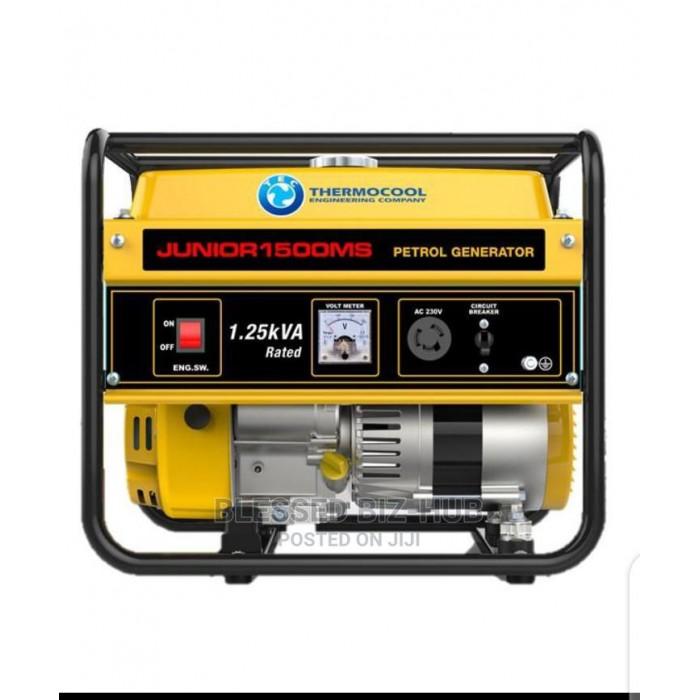 Haier Thermocool 1.25kVA/1.0kW PTR SML Junior 1500MS Generator