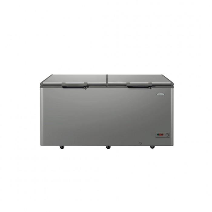 Haier Thermocool 519 Liters Chest Freezer (LRG HTF-519IS R6 SLV)