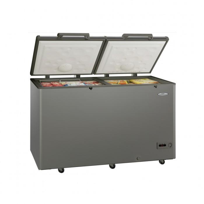 Haier Thermocool Chest Freezer (LRG HTF-429IS R6 SLV)