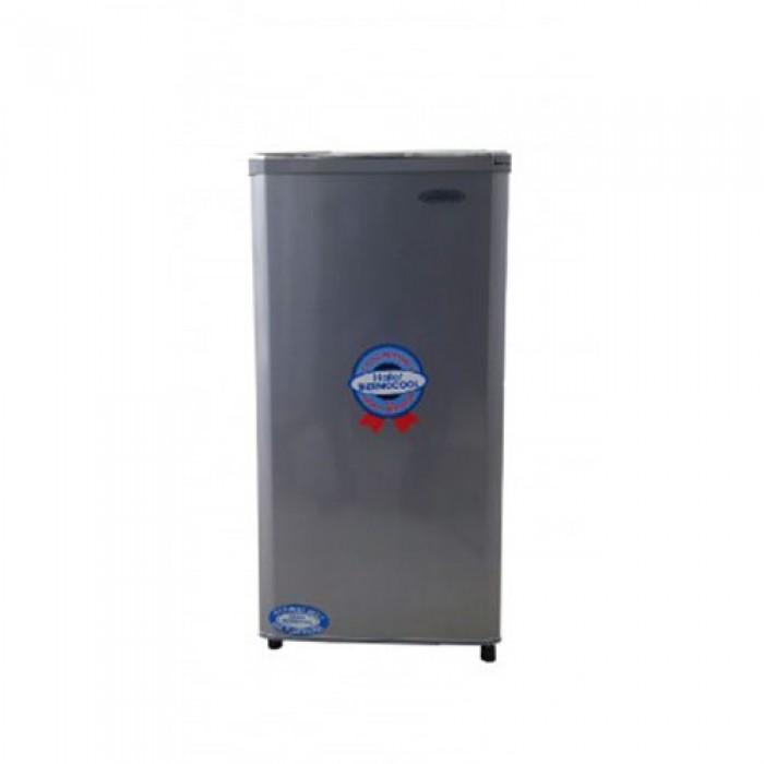 Haier Thermocool 146L Single Door Refrigerator HR-177BS R6 IC | Silver 100106150