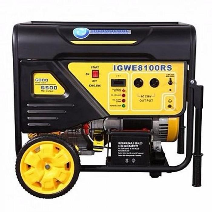 Haier Thermocool 7.5KVA/6KW PTR Large Igwe 8100RS Generator | 100006713
