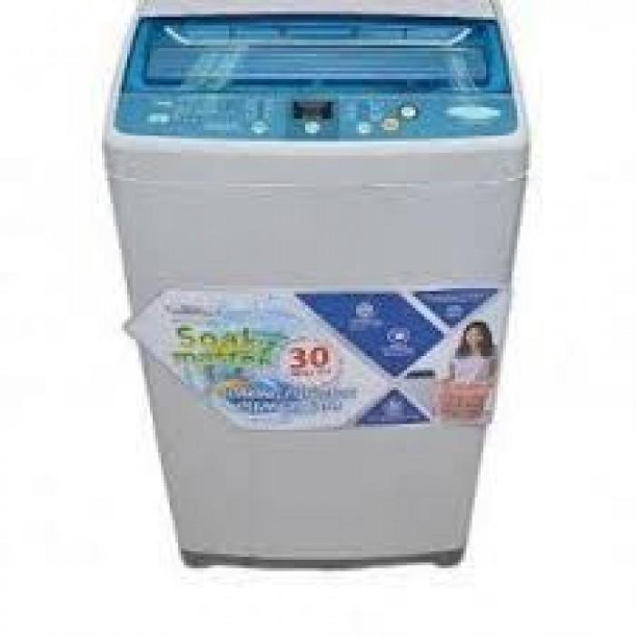 Haier Thermocool 8kg Top Loader Automatic Washing Machine Grey | TLA08GP
