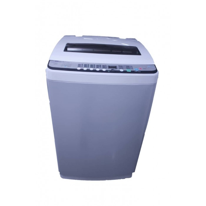 Haier Thermocool 7kg Top Load Automatic Washing Machine Silver | 100006727