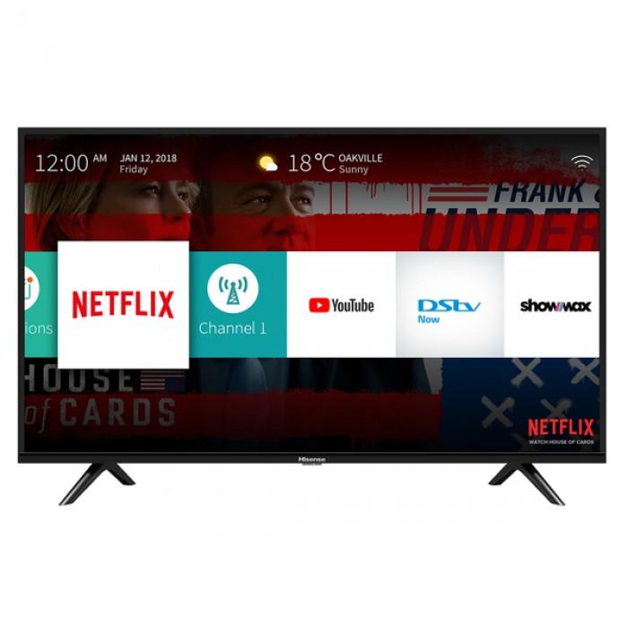 Hisense 49 Inches LED Smart Television | 49 B6000
