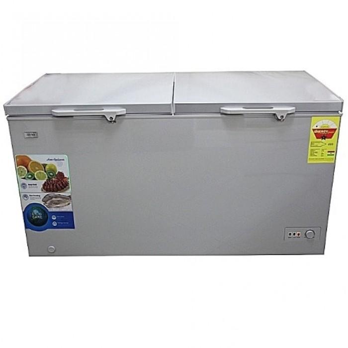 Hisense 520Litres Chest Freezer Double door FRZ FC 68DD