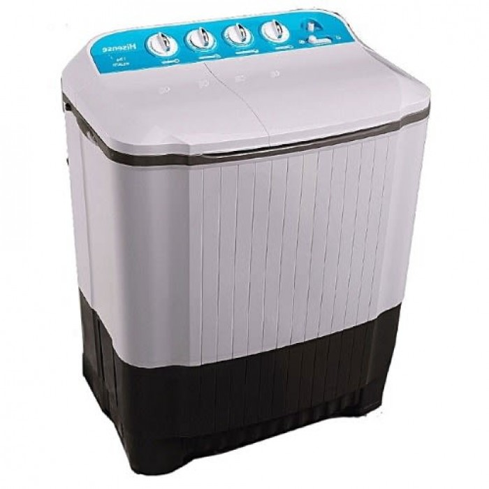 Hisense 10.5kg Top Loader Automatic Washing Machine WM 1102