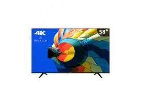 Hisense 58 Inches 4K UHD Smart Television TV 58 A7100