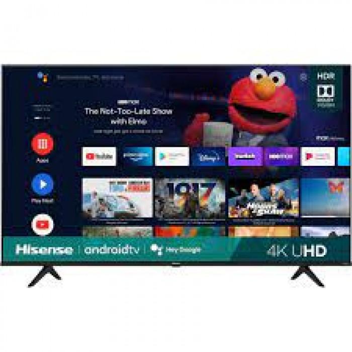 Hisense 65 Inches UHD 4K Smart Television (TV 65A6G)