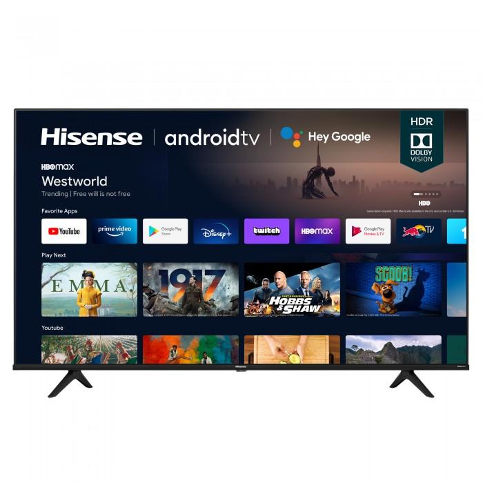 Hisense 55 Inches UHD 4K Smart Television (TV 55 A6G)
