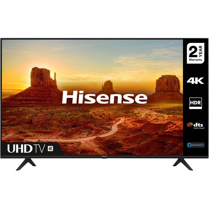 Hisense 55 Inches Smart Television | TV A7100