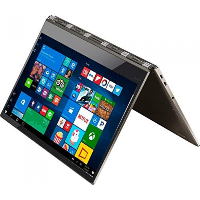 Lenovo Yoga 920 2-In-1 Convertible Laptop Product Number 80Y70010US