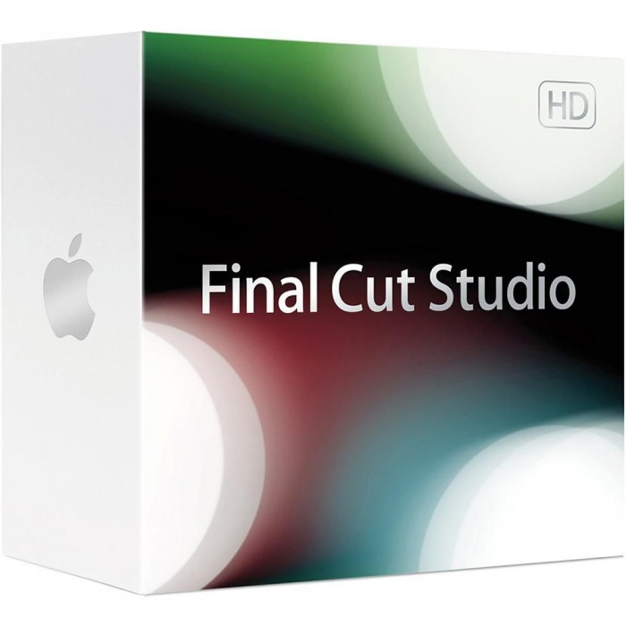 Apple Final Cut Studio Product Number MA886Z/A