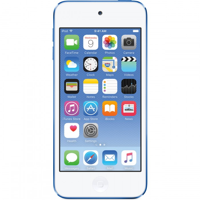 Apple iPod Touch Product Number MKHX2BT/A