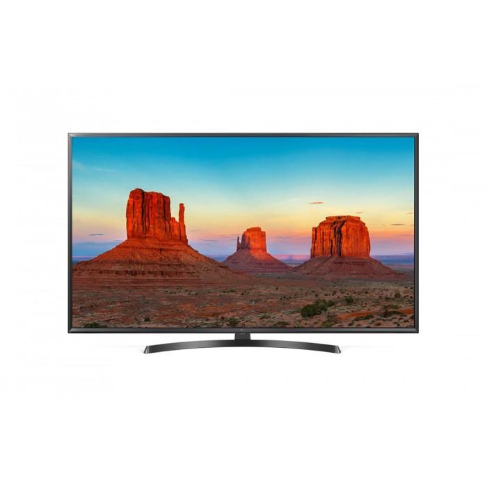 LG 55 Inches UHD 4K Smart Satellite TV UK6400   Television