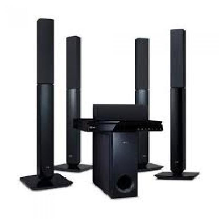 LG 5.1Ch DVD Home Theatre System | AUD 655B
