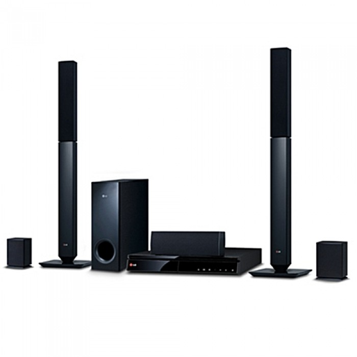 LG 5.1Ch DVD Home Theatre System | AUD 647
