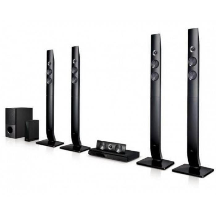 LG 5.1Ch DVD Home Theatre System | AUD 756
