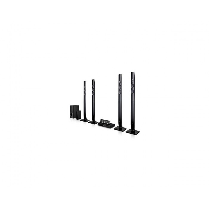 LG 1200W 5.1Ch DVD Home Theatre System | AUD 756 TW